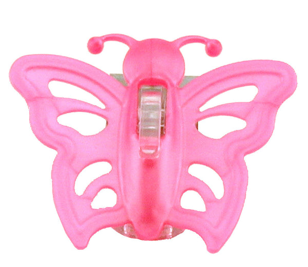 Adams 1320-53-3848 Butterfly Magnet Clip, Assorted Colors