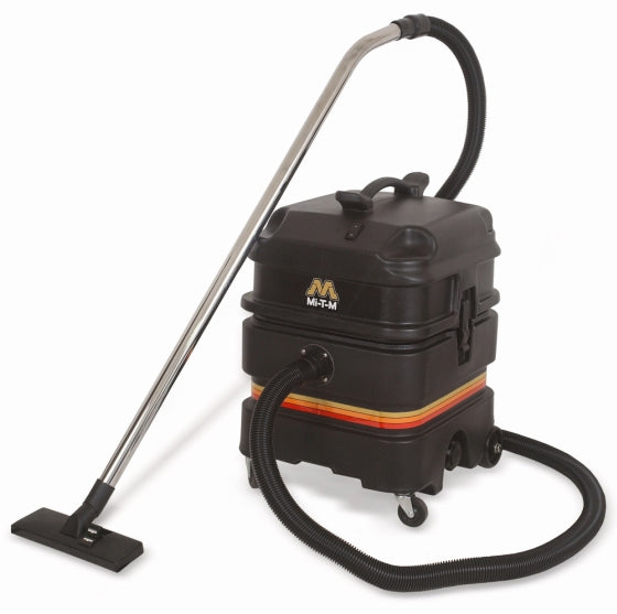 Mi-T-M® MV-1300-0MEV Industrial Wet/Dry Vacuum, 13-Gallon