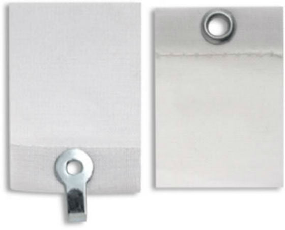 OOK 50085 Adhesive Picture Hanger with Eyelets, 3-Piece