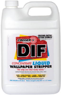 Zinsser 2401 DIF Wallpaper Stripper Liquid Concentrate, 1-Gallon