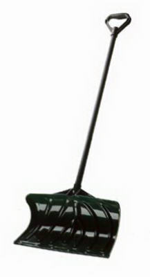 Suncast SP1550 Green Poly Snow Pusher, 20""