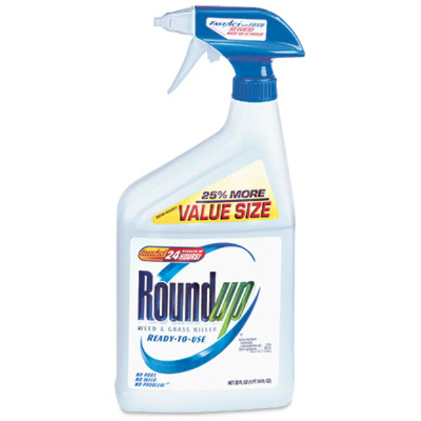 Roundup® 5003470 Ready To Use Weed & Grass Killer, 30 Oz