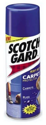 Scotchgard 4406-14 Triple Action Carpet & Rug Protector, 14 Oz