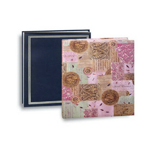 Pioneer Photo Albums SJ100 Jumbo Scrapbook, Assorted, 100-Sides