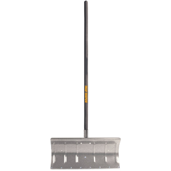True Temper® 1642000 Aluminum Snow Pusher with Wearstrip, 24""