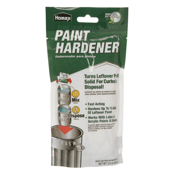 Homax® 3535 Waste Away Paint Hardener, 3.5 Oz