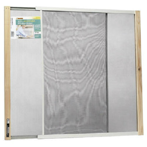 "Frost King AWS2437 Metal Rail Extension Window Screen, 24"" x 21"" - 37"""