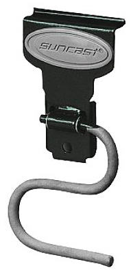 Suncast MH2SB Storage Trends® S-Hook, Black