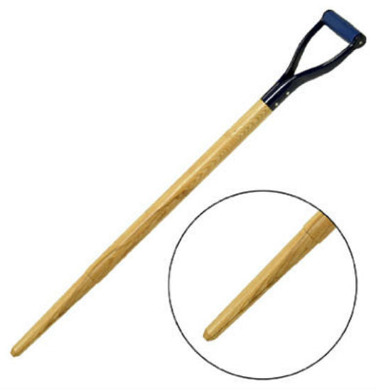 Link Handles® 66653 Professional Straight Shovel/Spade Handle, 38""