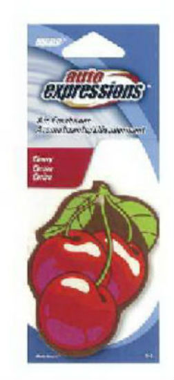 Scents® FF-2 Cherry Scented Air Freshener