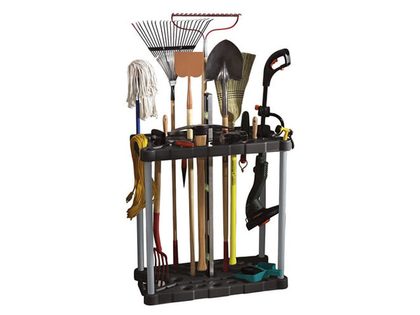 Rubbermaid® 7092-18-MICHR Long Handled Tool Tower Utility Organizer