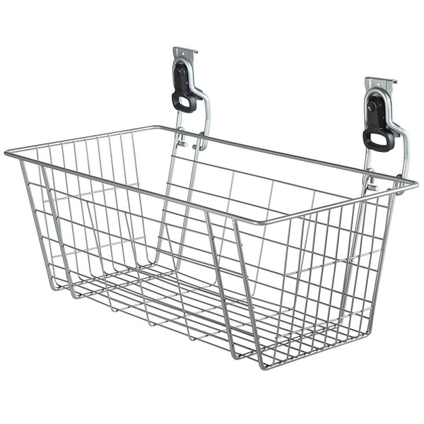 Rubbermaid® 1784453 FastTrack Garage Organization Wire Basket, 24""