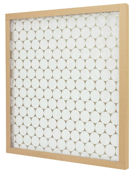 "EZ Flow 10155-011212 Spun Fiberglass Disposable Furnace Filter, 12""x12""x1"""