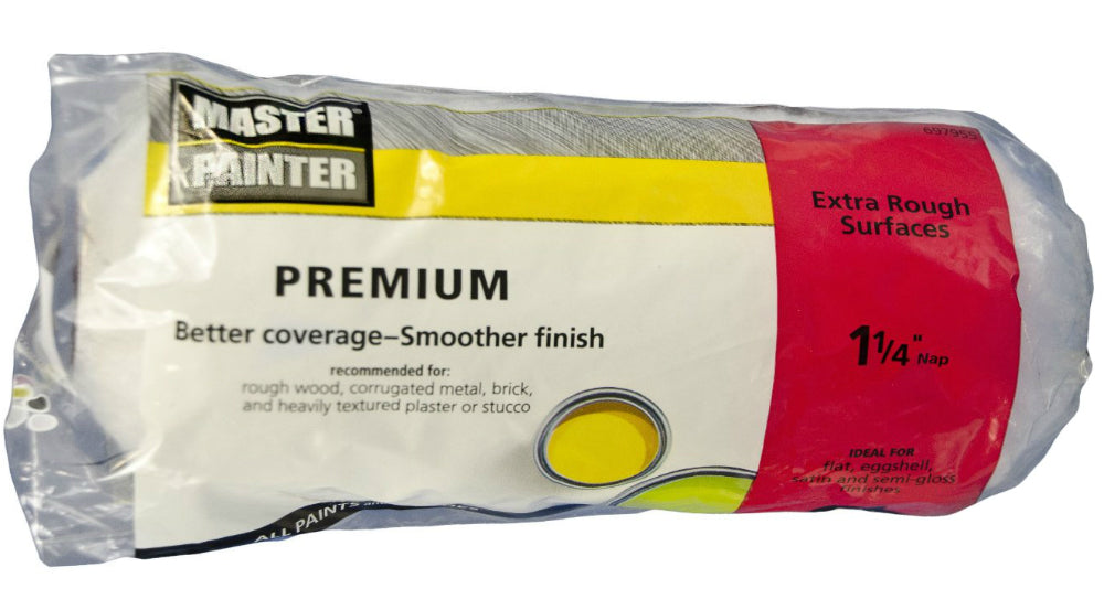 """Texture Roller Cover 9/"""" x 1//4/"""" Nap"""