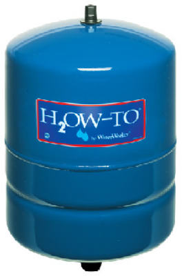 Heavy Duty In Line Pressure Tank, 4.4 Gallon