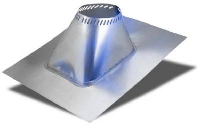 "Selkirk 206825 Adjustable Roof Flashing, 6"", #6TAF-6"