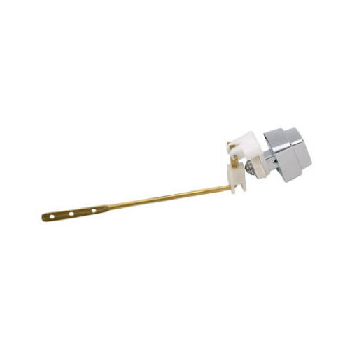 Master Plumber 709-915 Push Button Style Toilet Flush Lever, Side Mount