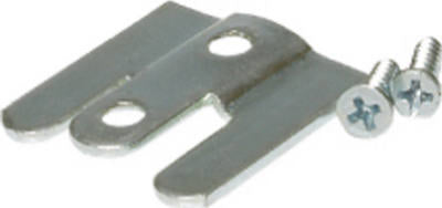 "Hillman 121157 Flush Mount Hangers, Small, 1"" x 1"", 2-Pack"