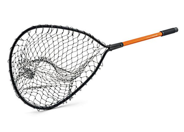 "South Bend® LN-250 Landing Net with Black Poly Netting, 23"" Depth"