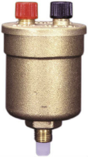 Watts® DUO-VENT-1/8 Automatic Boiler Air Vent Valve, 1/8""