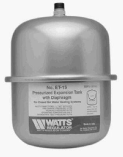 Watts® ETX-30 Pre-Charged Expansion Tank, 4.7 Gallon