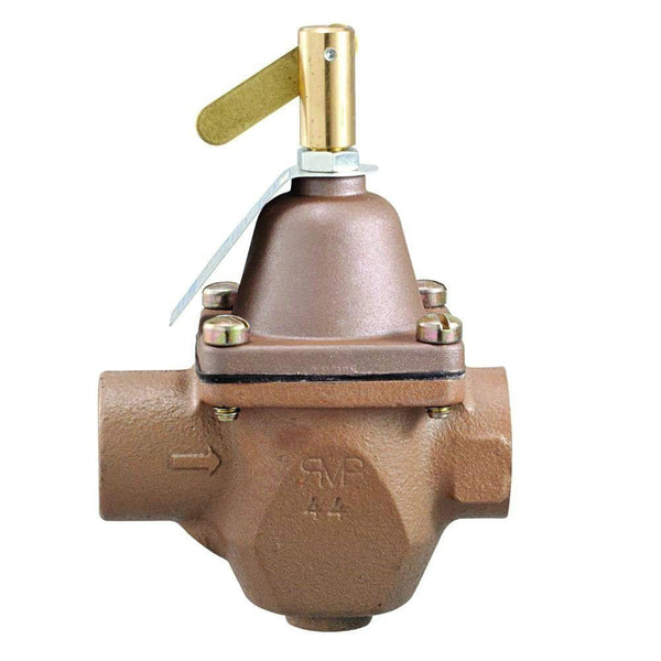 "Watts® 1156F-1/2 High Capacity Boiler Feed Water Pressure Regulator, 1/2"" FPT"