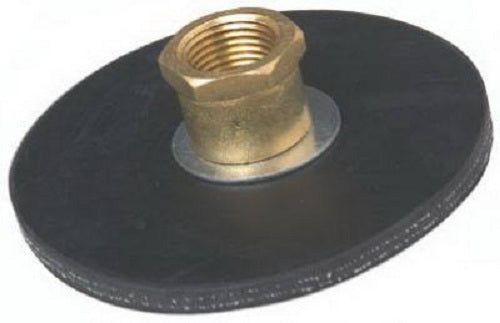 Harvey 090242 Disc Curb Plunger, 4""
