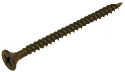 "Hillman 40904 Drywall Screw Phosphate Finish #6 x 1-5/8"", 75 Pack"
