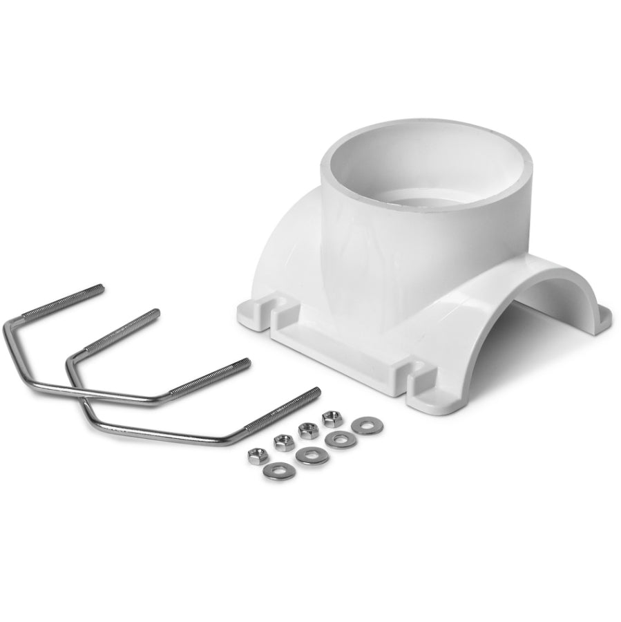 "Oatey® 43795 PVC Saddle Tee Kit, 4"" x 4"""