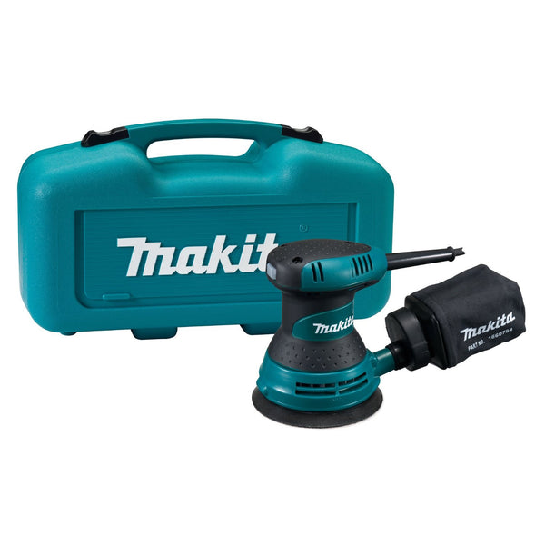 Makita® BO5030K Random Orbit Sander with Tool Case, 5""