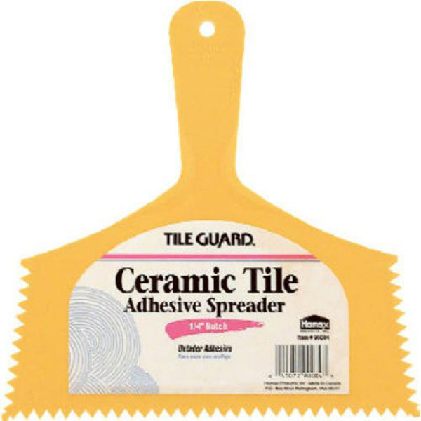 Tile Guard® 00084 Adhesive Spreader for Vinyl Flooring & Floor Tile, 8""