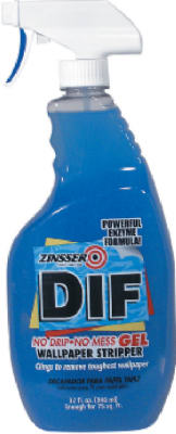 Zinsser 02468 DIF Ready To Use Wallpaper Remover Gel Spray, 32 Oz