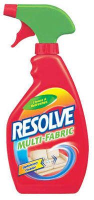 Resolve 1920079838 Multi-Fabric Cleaner, 22 Oz