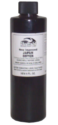 Sheffield Bronze 3076 Japan Drier, 1/2 Pt