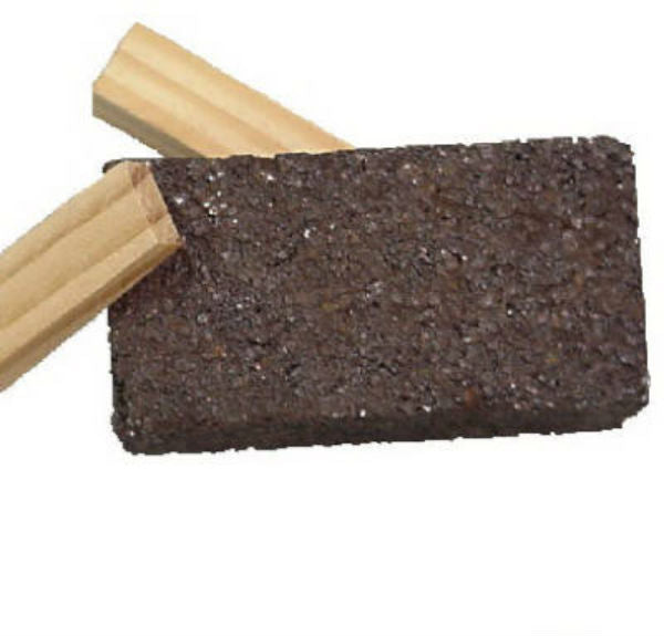 Virginia Abrasives™ 426-38002 Bonded Abrasives, 2 x 2 x 4, 80-Grit