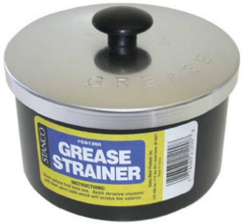 Stanco GS-1200 Grease Strainer Cup & Lid