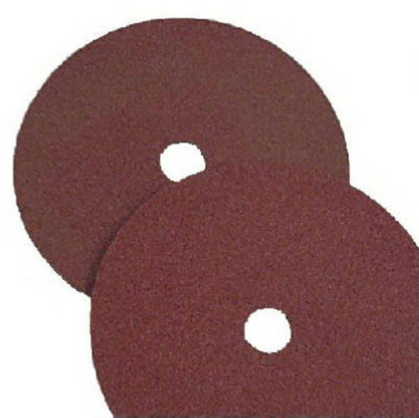 "Virginia Abrasives™ 420-47100 Resin Fiberglass Grinding Disc, 4.5"" x 7/8"", 100-Grit"