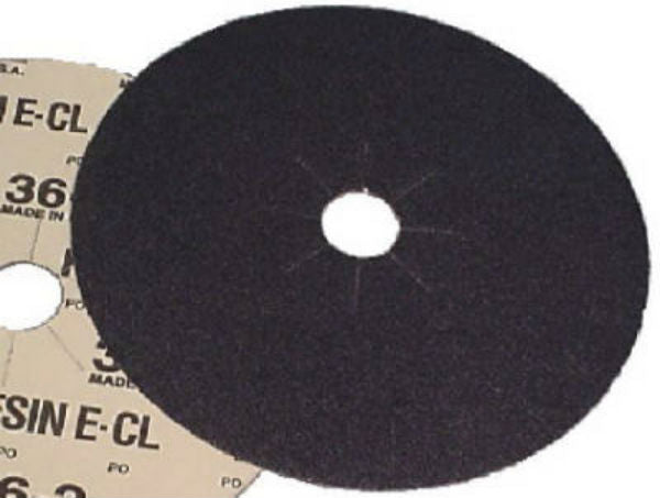 "Virginia Abrasives™ 007-16216 Floor Sanding Disc, 16"" x 2"", 16-Grit"
