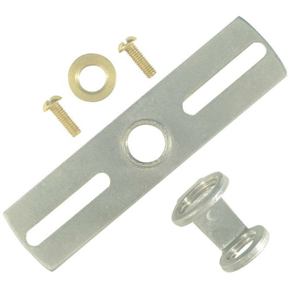 "Westinghouse 70110 Crossbar Kit, 4"", Tapped 1/4-IP"