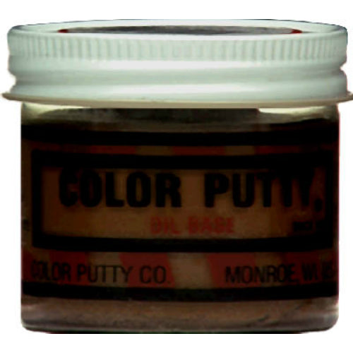Color Putty® 144 Oil Based Wood Filler Putty, Teakwood, 3.68 Oz