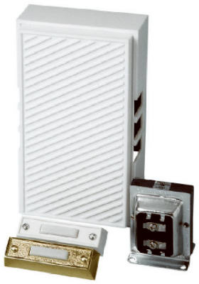 Carlon CK225 Wired Door Chime Kit, 16V