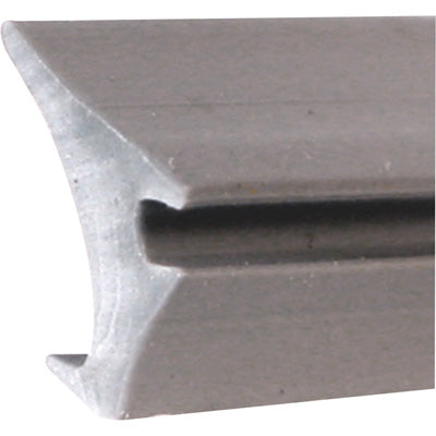 Slide-Co P-7774 Vinyl Glazing Spline, 200', Gray
