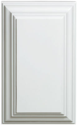 Carlon DH130 Stepped Design Wired Door Chime, White