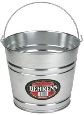 Behrens 1208GS Galvanized Steel Water Pail, 8 Qt