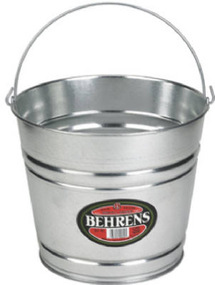 Behrens 1210GS Galvanized Steel Water Pail, 10 Qt