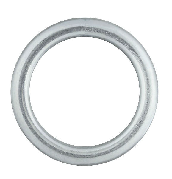 "National Hardware® N223-131 Steel Ring #4 x 1-1/4"", Zinc Plated"