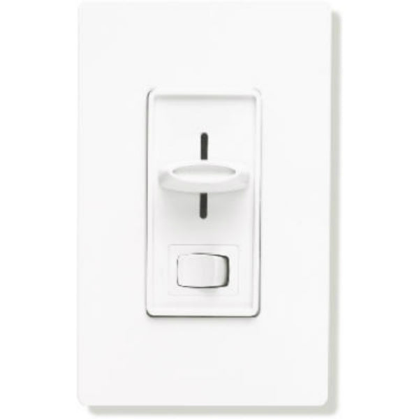 Lutron® SFSQ-LFH-WH Skylark® Quiet 3-Speed Fan Control/Light Switch, 1.5A, White