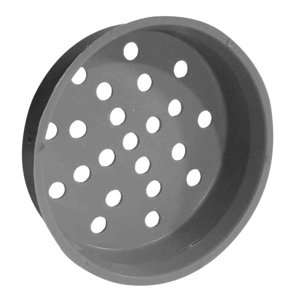 ADS® 434AA Perforated Drain Tube End Plug, 4""
