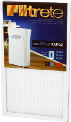 "Filtrete™ FAPF02 Air Cleaning Replacement Filter, 15"" x 9"" x .75"""