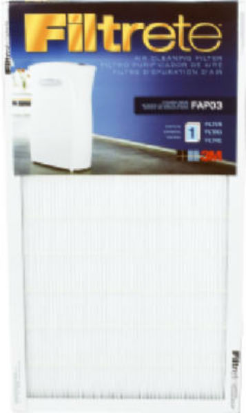 Filtrete™ FAPF03 Air Cleaning Replacement Filter for #FAP03-RS